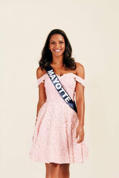 Miss Mayotte : Eva Labourdere