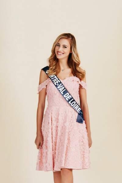 Miss Centre-Val-de-Loire : Jade Simon-Abadie
