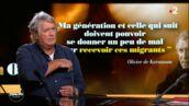 20h30 le dimanche : le téléphone d'Olivier de Kersauson sonne à plusieurs reprises, les internautes sont hilares (VIDEO)
