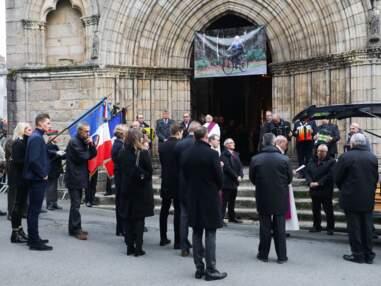 Obsèques de Raymond Poulidor : Roxana Maracineanu, Christian Prudhomme, Bernard Hinault sont venus dire adieu au coureur cycliste (PHOTOS)