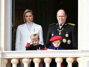 Jacques et Gabriella de Monaco illuminent la fête nationale