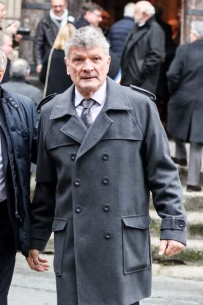 Bernard Thévenet s'est tenu aux côtés de Bernard Hinault