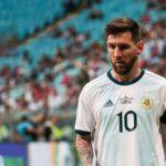 "Argentine/Uruguay : ""Viens te battre !""... la grosse altercation entre Lionel Messi et Edinson Cavani (VIDEO)"