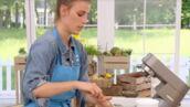 Le meilleur pâtissier : Camille choque les internautes en servant une crème tombée par terre