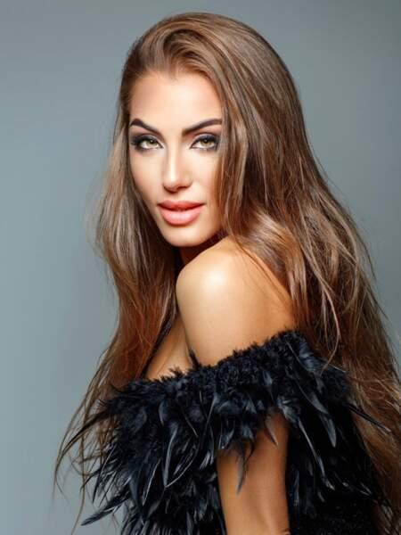 Miss Ukraine : Marharyta Pasha