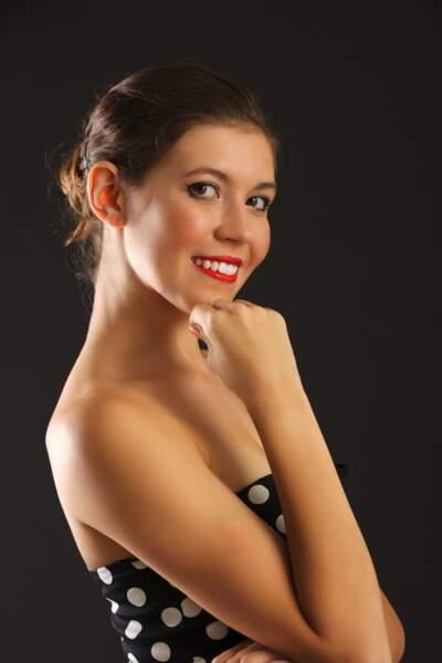 Miss Luxembourg : Melanie Heynsbroek