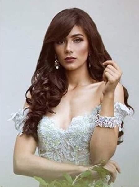 Miss Honduras : Ana Grisell Romero