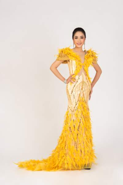 Miss Cambodge : Sreyvin Vy