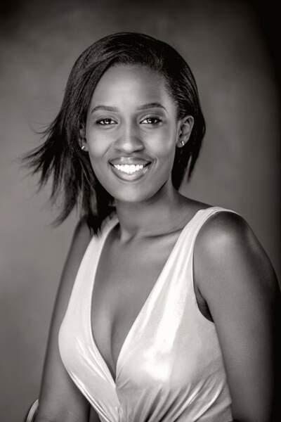 Miss Rwanda : Meghan Nimwiza
