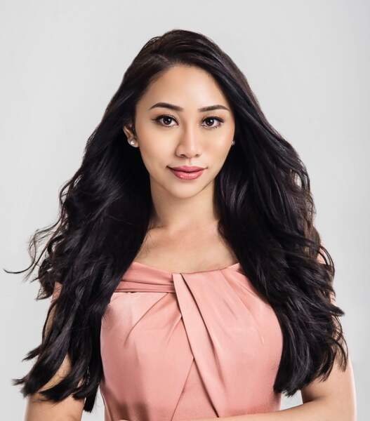 Miss Malaisie : Alexis Su Yin