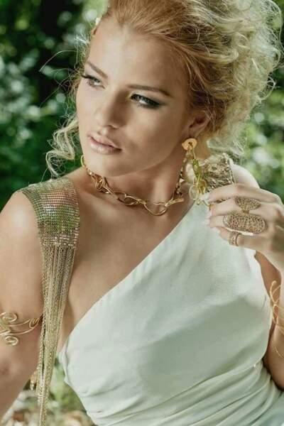 Miss Grèce : Rafaela Plastira
