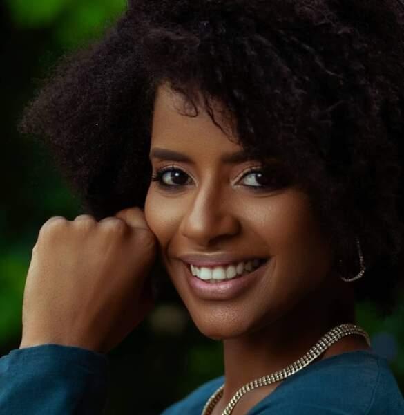 Miss Haïti : Alysha Morency