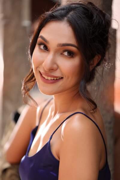 Miss Nepal : Anushka Shrestha