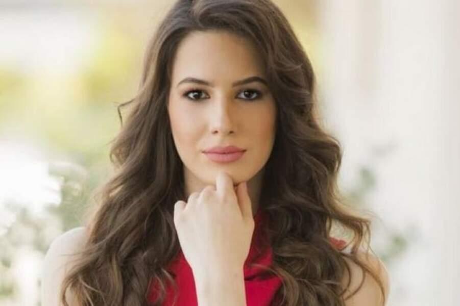 Miss Monténégro : Mirjana Muratovic