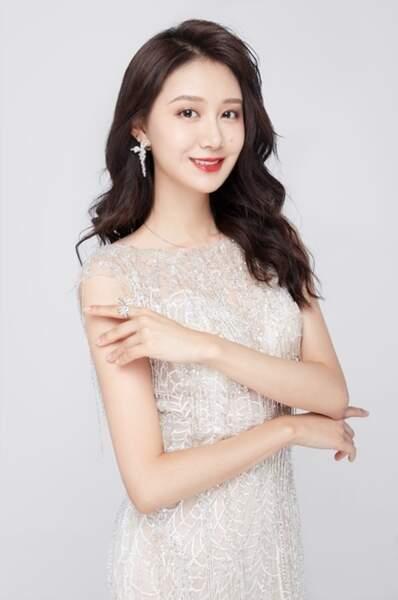 Miss Chine PR : Peishan Li