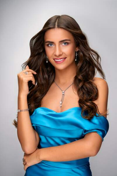 Miss Belgique : Elena Castro Suarez