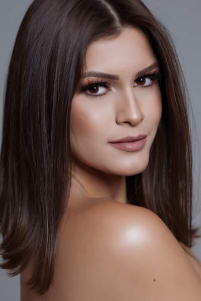Miss Brésil : Elis Coelho