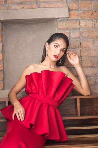 Miss Nicaragua : Maria Teresa Cortez