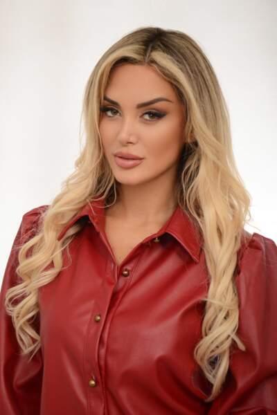 Miss Albanie : Atalanta Kercyku