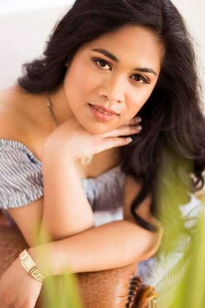 Miss Samoa : Alalamalae Lata