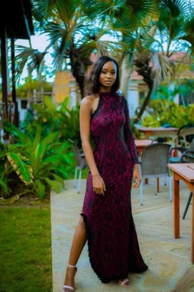 Miss Tanzanie : Sylivia Sebastien Bebwa
