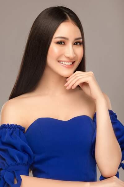 Miss Myanmar : Than Htet San