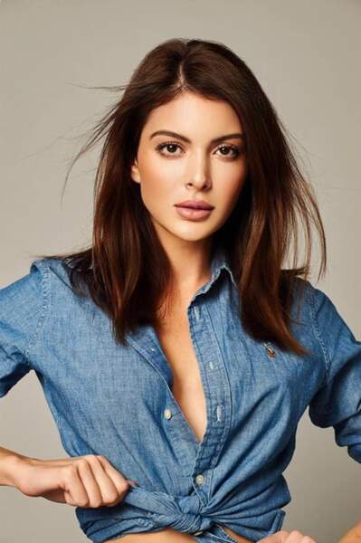Miss Bulgarie : Margo Cooper