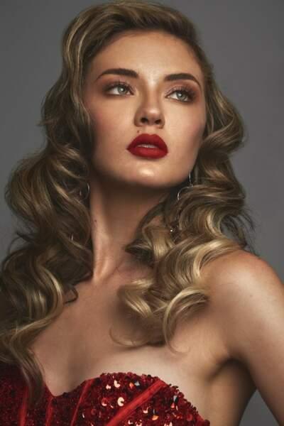 Miss Costa Rica : Jessica Jimenez