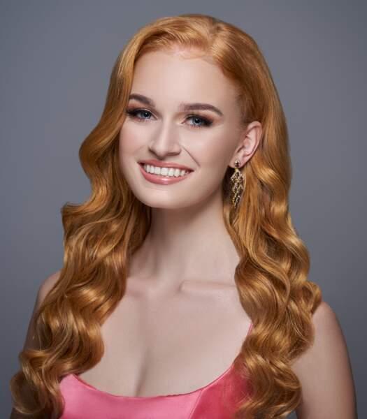 Miss Danemark : Natasja Kunde