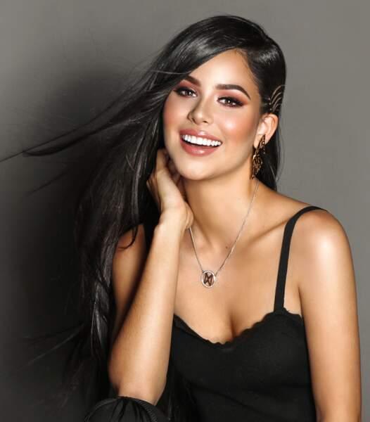 Miss Equateur : Maria Idrovo Quintana