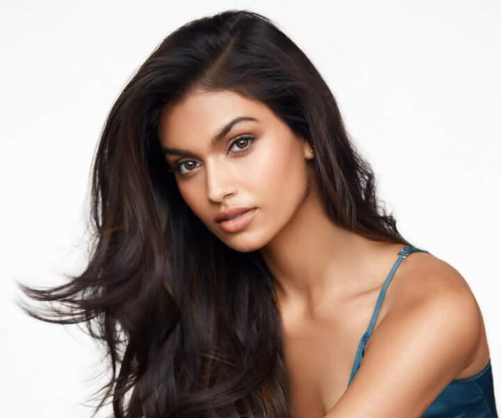 Miss Inde : Suman Ratansingh Rao