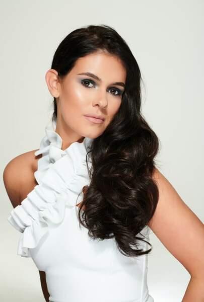 Miss Irlande du Nord : Lauren Eve Leckey