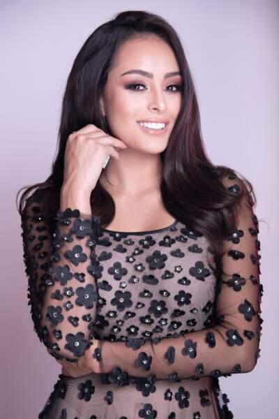 Miss Mexique : Ashley Alvidrez
