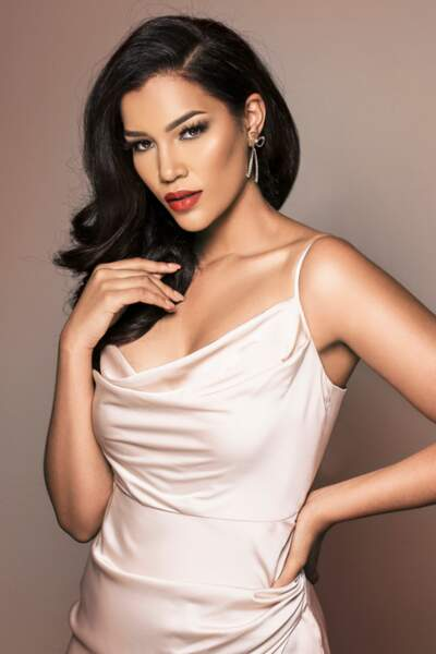 Miss Afrique du Sud : Sasha-Lee Olivier