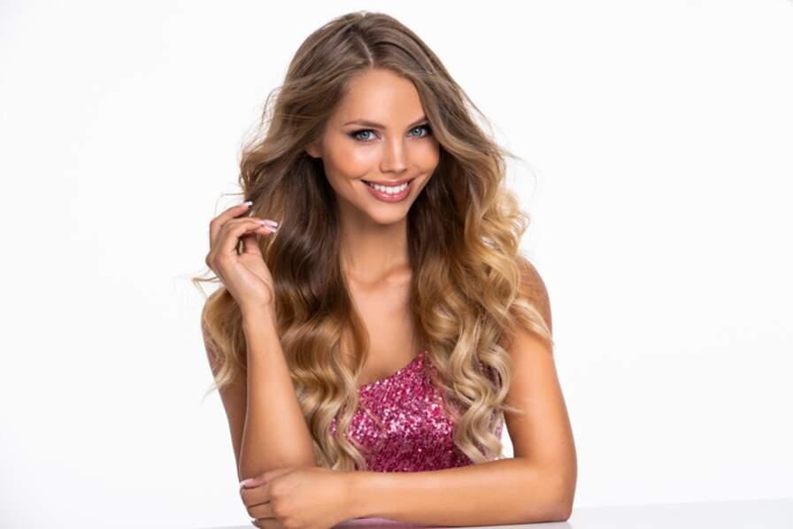 Miss Hongrie : Krisztina Nagypal