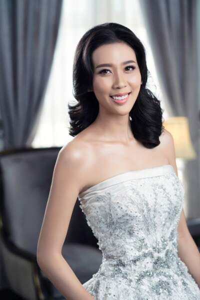 Miss Laos : Nelamtih Xaypannha