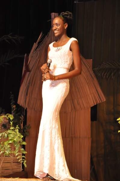Miss Senegal : Alberta Diatta
