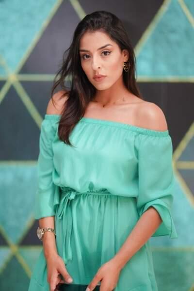 Miss Tunisie : Sabrine Mansour