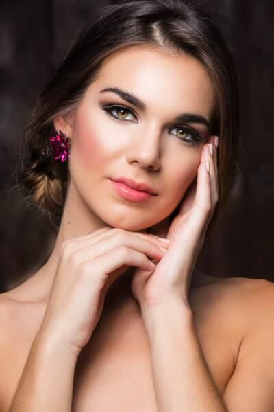 Miss Espagne : Maria Del Mar Aguilera Zuheros