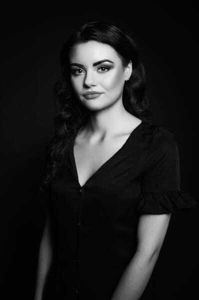 Miss Pays-Bas : Brenda Felicia Muste