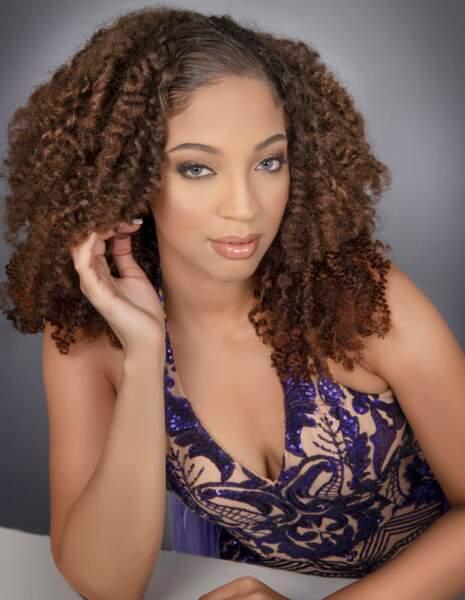Miss Bahamas : Nyah Christine