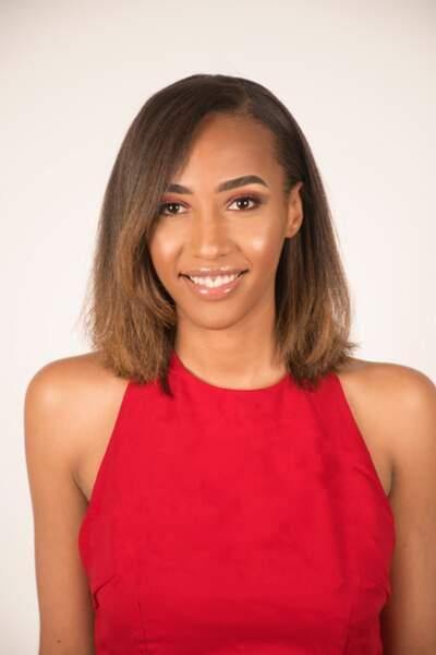 Miss Guinée Equatoriale : Jane Oritz Oyono