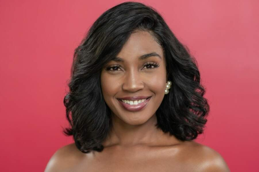 Miss Îles Vierges US : Ayana Phillips