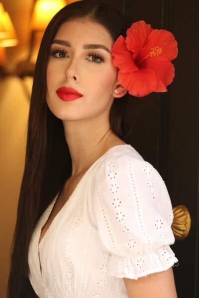 Miss Puerto Rico : Daniella Rodriguez