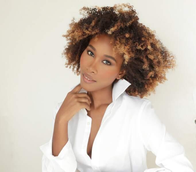 Miss Antigua-et-Barbuda : Taqiyyah Francis