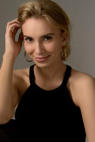 Miss Pologne : Milena Sadowska