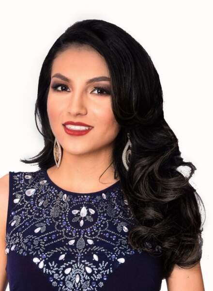 Miss Guatemala : Dulce Ramos Garcia