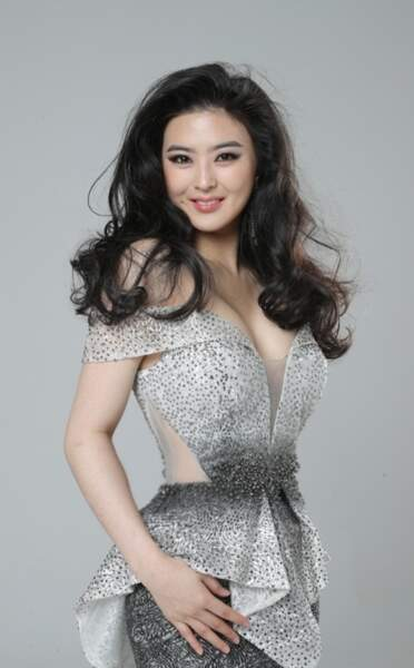 Miss Corée : Ji-Yeon Lim