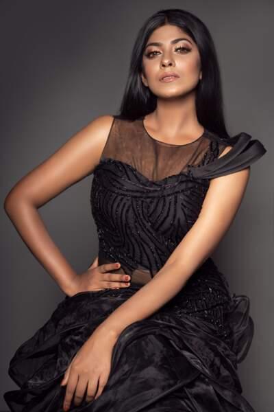 Miss Bangladesh : Rafah Torsa