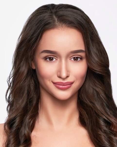 Miss Moldavie : Elizaveta Cuznetova